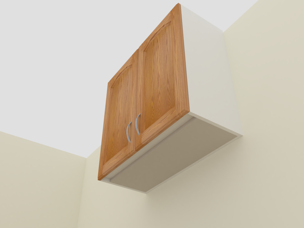 Overhead cupboard