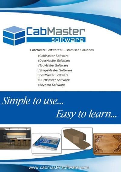 CabMaster Brochure