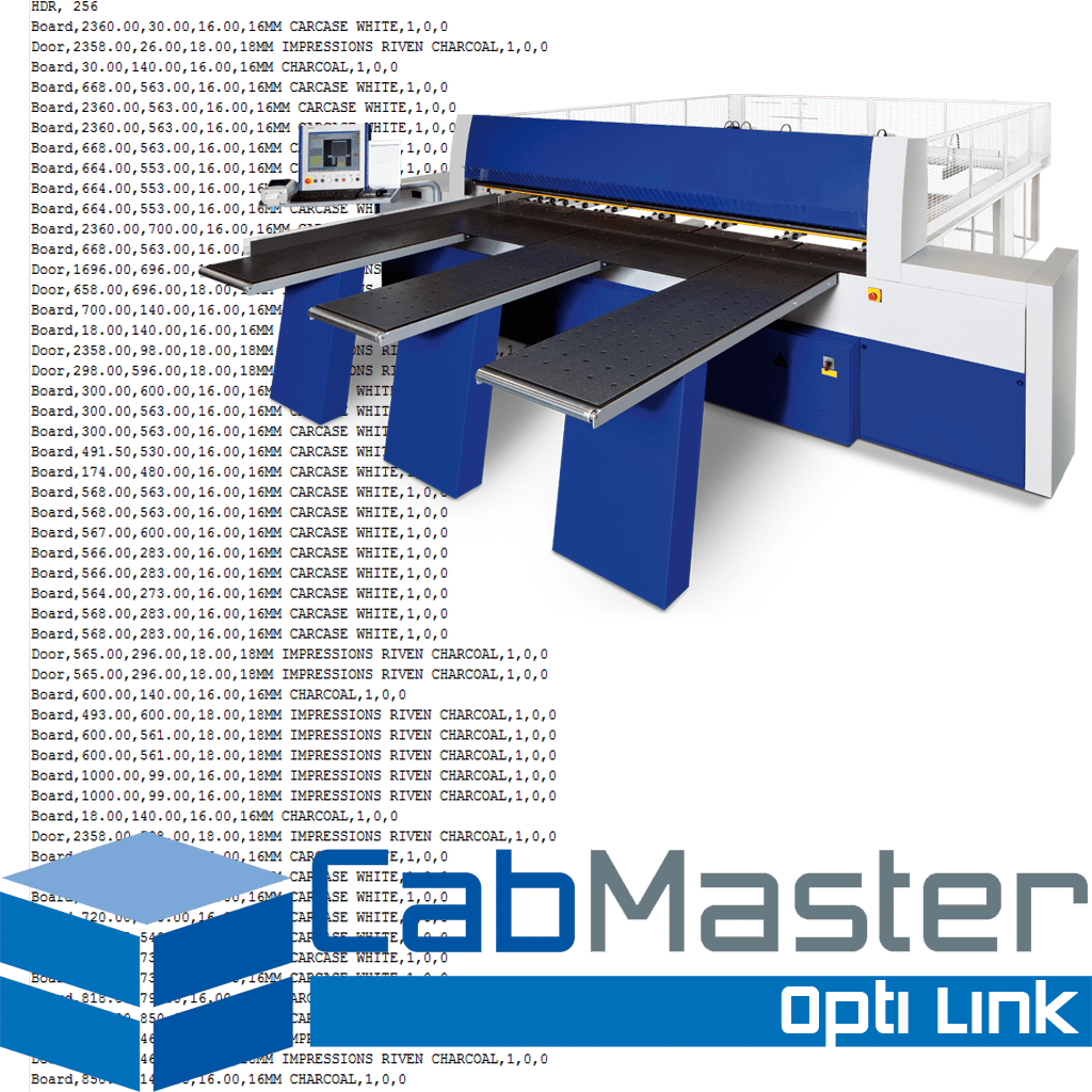 CabMaster Optimization Link