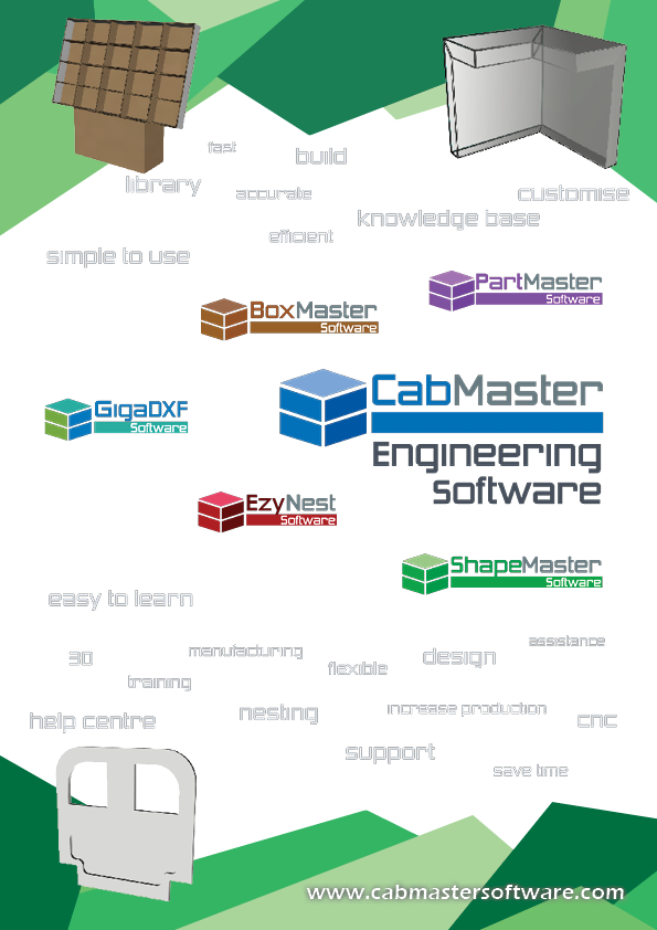 Engineering Products Brochure 2020 FrontCover