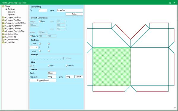 ACM Cladding Software Sample