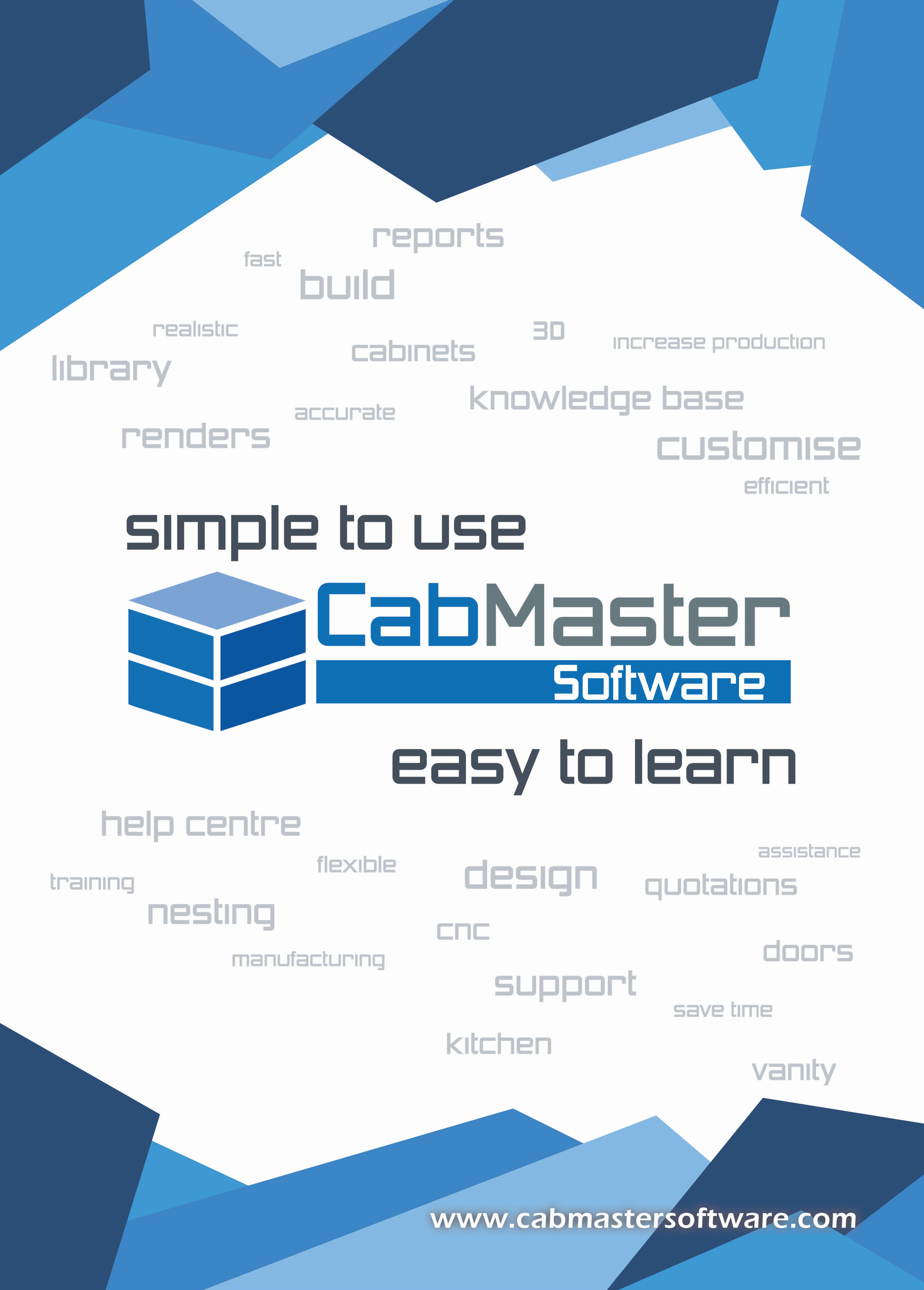 CM Brochure Front Cover