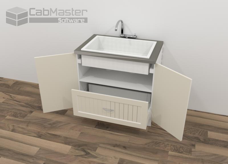 Sink Cabinet Sample